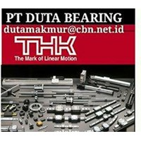 Jual THK BEARING BALL SCREWS LINEAR ACTUATOR MOTOR PT DUTA BEARING THK LINEAR GUIDE WAYS 2