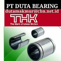 Distributor THK BEARING BALL SCREWS LINEAR ACTUATOR MOTOR PT DUTA BEARING THK LINEAR GUIDE WAYS 3