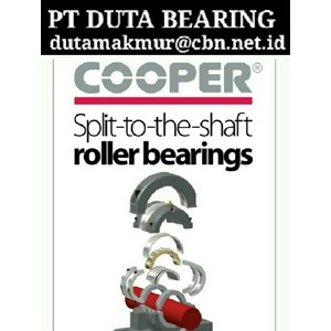 COOPER SPLIT ROLLERS BEARING PT DUTA BEARING COOPER BEARINGS SPLIT