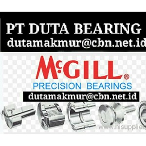 McGill Cam follower bearing PT DUTABEARING SELL MCGILL bearing type CR jakarta
