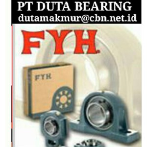 FYH BEARINGS PILLOW BLOCK PT DUTA BEARING FYH UCP UCT UCF FYH FLANGE BEARING