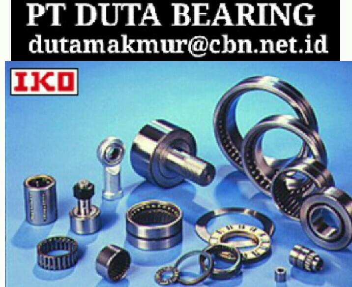 jual iko bearing cam folllowers pt duta bearing roller bearing iko lm guide linears rolling. Black Bedroom Furniture Sets. Home Design Ideas