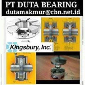 KIINGSBURY THRUST BEARING PT DUTA BEARING KINGSBURY BEARING