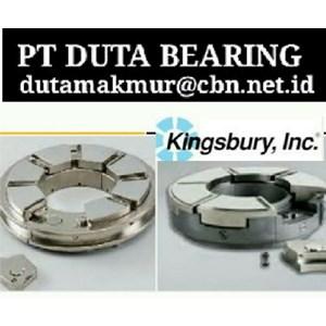 KIINGSBURY THRUST BEARING PT DUTA BEARING KINGSBURY BEARINGS
