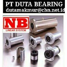 NB BALL SCREWS LINEAR ACTUATOR MOTOR PT DUTA BEARING NB LINEAR GUIDE WAY