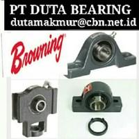 Jual BROWNING MOUNTED BALL BEARINGS PILLOW BLOCK PT DUTA BEARING BROWNING 2