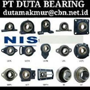 NIS BEARING PILLOW BLOCK