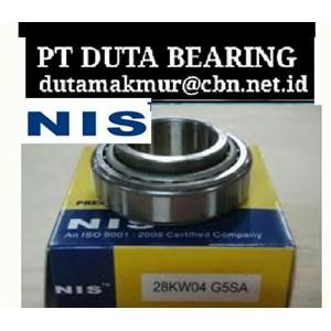 NIS BEARING PT DUTA BEARING JAKARTA - NIS BEARING BALL ROLLER NIS PILLOW BLOCK NIS JAKARTA