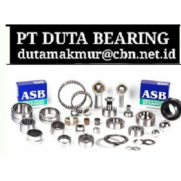 ASB BEARING PT DUTA BEARING JAKARTA - ASB BEARING BALL ROLLER NIS PILLOW BLOCK ASB JAKARTA