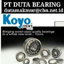 KOYO BEARING ROLLER BALL PT DUTA BEARING SHPERICALL TAPER BEARING KOYO PILLOW BLOCK