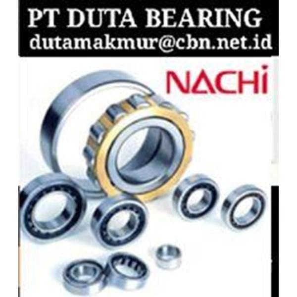 NACHI BEARING ROLLER BALL PT DUTA BEARING SHPERICALL TAPER BEARING NACHI