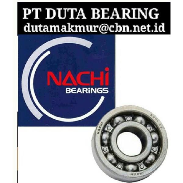 NACHI BEARINGS ROLLER BALL PT DUTA BEARING SHPERICALL TAPER BEARING NACHI