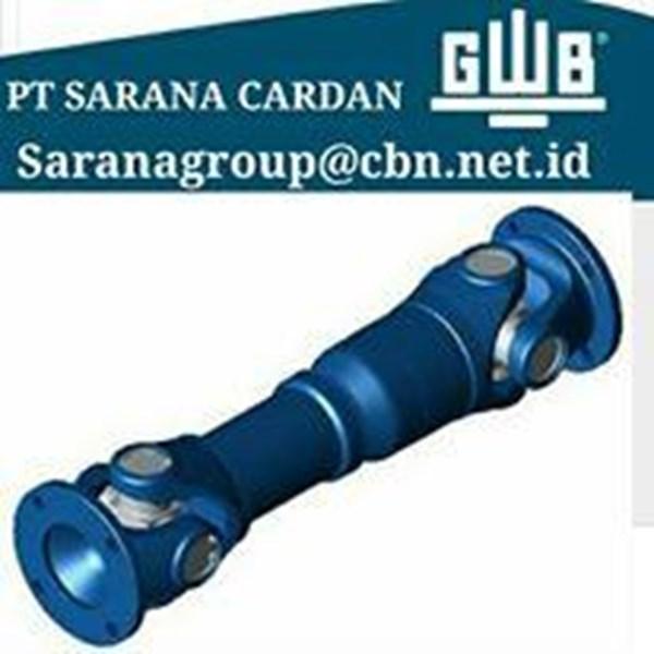 GWB DRIVE CARDAN SHAFT PT SARANA GARDAN - GWB JOINT SHAFT CROSS JOINT FLANGE YOKE GWB