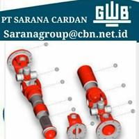 Jual GWB DRIVE CARDAN SHAFTS PT SARANA GARDAN - GWB JOINT SHAFT CROSS JOINT FLANGE YOKE GWB  2