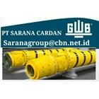 GWB DRIVE CARDAN SHAFTS PT SARANA GARDAN - GWB JOINT SHAFT CROSS JOINT FLANGE YOKE GWB TUBE YOKE 2