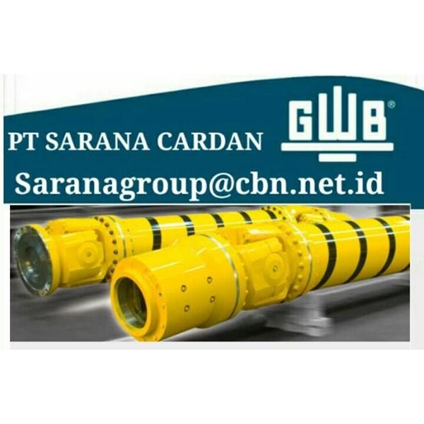 GWB DRIVE CARDAN SHAFTS PT SARANA GARDAN - GWB JOINT SHAFT CROSS JOINT FLANGE YOKE GWB TUBE YOKE