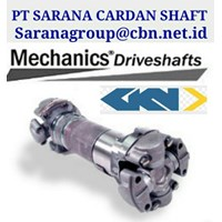 GKN DRIVE CARDAN SHAFTS PT SARANA GARDAN - GKN JOINT SHAFT CROSS JOINT FLANGE YOKE GKNTUBE YOKE 1