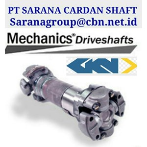 GKN DRIVE CARDAN SHAFTS PT SARANA GARDAN - GKN JOINT SHAFT CROSS JOINT FLANGE YOKE GKNTUBE YOKE