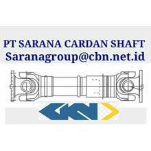 PT SARANA UNIVERSAL CARDAN SHAFT GKN CARDAN SHAFT GARDAN SHAFT GKN CROSS JOINT DRIVES