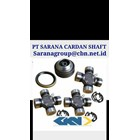 UNIVERSAL JOINT GKN DRIVE CARDAN SHAFTS PT SARANA GARDAN - GKN JOINT SHAFT CROSS JOINT FLANGE YOKE GKNTUBE YOKE 2