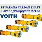 VOITH DRIVE CARDAN SHAFTS PT SARANA GARDAN - TURBO HIGH PERFORMACE  VOITH JOINT SHAFT CROSS JOINT FLANGE YOKE VOITH 1