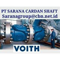 Jual VOITH DRIVE CARDAN SHAFTS PT SARANA GARDAN - TURBO HIGH PERFORMACE  VOITH JOINT SHAFT CROSS JOINT FLANGE YOKE VOITH 2