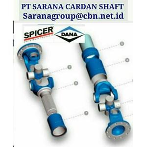 HARDY SPICER  DRIVE CARDAN SHAFT PT SARANA GARDAN - HARDY SPICER  JOINT SHAFT CROSS JOINT FLANGE YOKE DANA