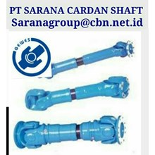 GEWES DRIVE CARDAN SHAFT PT SARANA GARDAN - GEWES  JOINT SHAFT CROSS JOINT FLANGE YOKE GWB