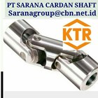 KTR UNIVERSAL JOINTS PRECISION JOINT PT SARANA UNIVERSAL JOINT KTR SINGLE & DOUBLE 2
