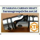 KTR UNIVERSAL JOINT PRECISION JOINT PT SARANA UNIVERSAL JOINT KTR SINGLE & DOUBLE SELL 2