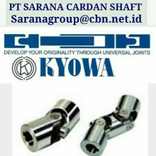 KYOWA UNIVERSAL JOINT PRECISION JOINT PT SARANA UNIVERSAL JOINT KYOWA SINGLE & DOUBLE JAKARTA