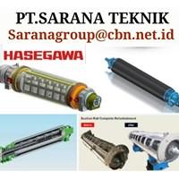 HASEGAWA SUCTION ROLL FOR PULP PAPER PT SARANA CARDAN 1