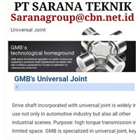PT SARANA TEKNIK GMB CROSS JOINT UNIVERSAL JOINT TYPE GUS JOINT KOPEL 1