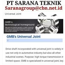 PT SARANA TEKNIK GMB CROSS JOINT UNIVERSAL JOINT T