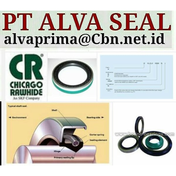 CR SEAL  ORING PT ALVA SEAL GASKET CR  MECH SEAL ORING