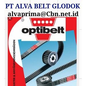 OPTIBELT BELTING TIMMING PT ALVA BELT GLODOK BELT DAN CONVEYOR