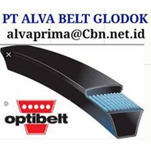OMEGA OPTIBELT BELTING TIMING PT ALVA BELT GLODOK BELT DAN CONVEYOR