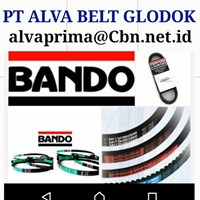 FANBELT BANDO BELTING TIMMING PT ALVA BELT CONVEYOR BELT AND GLODOK