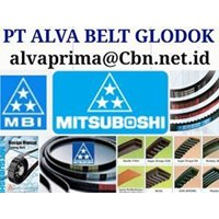 MITSUBOSHI BELTING TIMING PT ALVA BELT CONVEYOR BELT AND GLODOK