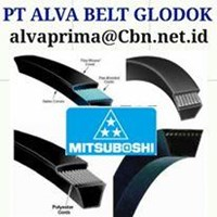FANBELT MITSUBOSHI BELTING TIMMING PT ALVA BELT CONVEYOR BELT AND GLODOK