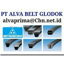 VBELT PULLEY MITSUBOSHI BELTING TIMING PT ALVA BELT DAN CONVEYOR