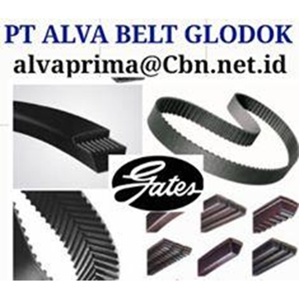 Belt Mesin Powergrip HTD