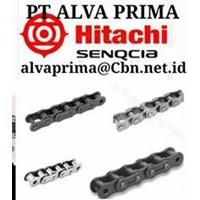 Jual PT ALVA CHAIN GLODOK HITACHI ROLLER CHAIN SENQCIA 2