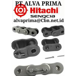 PT ALVA CHAIN GLODOK HITACHI ROLLER CHAIN SENQCIA