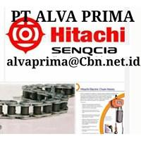 PT ALVA CHAIN GLODOK HITACHI ROLLER CHAIN SENQCIA CONVEYOR 1