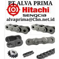 Jual PT ALVA CHAIN GLODOK HITACHI ROLLER CHAIN SENQCIA CONVEYOR 2