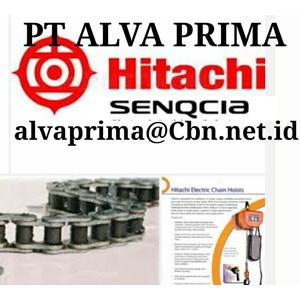 PT ALVA CHAIN GLODOK HITACHI ROLLER CHAIN SENQCIA CONVEYOR