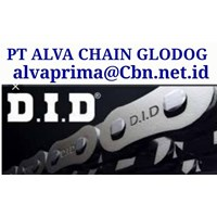 DID ROLLER CHAIN DID PT ALVA CHAIN GLODOK