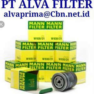 PT ALVA MANN FILTER PT ALVA FILTER OIL AIR SARINGAN UDARA