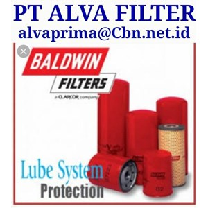 BALDWIN FILTER AIR FILTER OIL PT & ALVA OIL AIR FILTER WATER